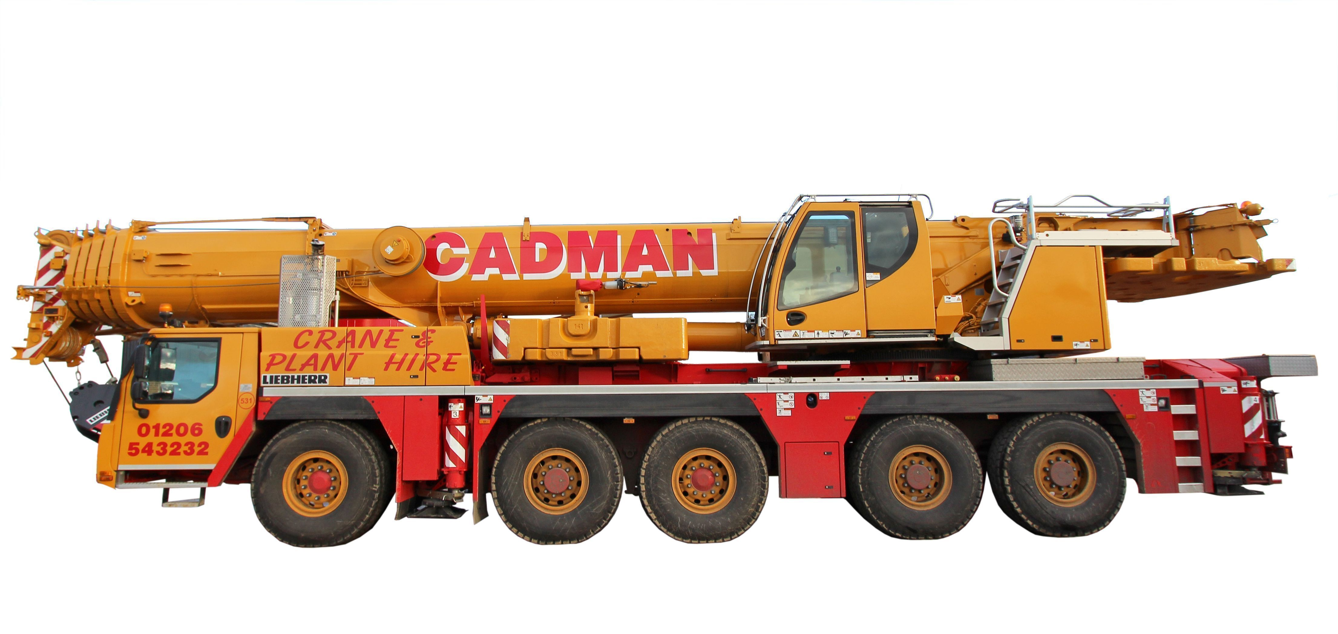Cadman Cranes Ltd, now in its 40th year of crane operation, has purchased  the LTM 1160-5.2 mobile crane to add to its fleet of 22 cranes.